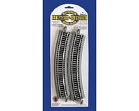 "Bachmann E-Z 19"" Radius Curve (6) (N Scale) 