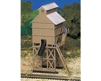 Image 1 for Bachmann N-Scale Platicville Built-Up Coaling Station