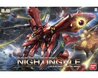 Bandai #01 MSN-04 II Nightingale Gunda1/100 #01 Action Figure Model Kit