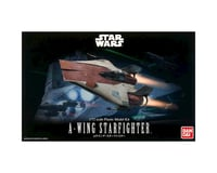 Bandai Star Wars 1/72 A-Wing Starfighter