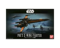 Bandai Star Wars Force Awakens 1/72 Poe's X-Wing Fighter