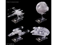Bandai Spirits Star Wars Clear Vehicle Set (Return of the Jedi Edition)