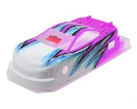 Bittydesign JP8 Pre-Painted 1/10 Touring Car Body (190mm) (Wave/Pink)
