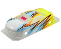 Bittydesign M15 EFRA Spec 1/10 Painted Touring Car Body (Wave/Yellow) (190mm)