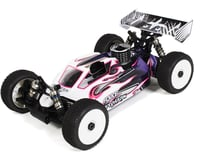 "Image 2 for Bittydesign ""Force"" Hot Bodies D815/D812 1/8 Buggy Body (Clear)"