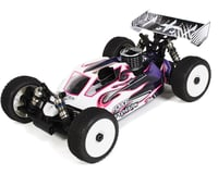"Bittydesign ""Force"" Hot Bodies D815/D812 1/8 Buggy Body (Clear)"