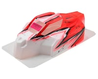 "Bittydesign ""Force"" Hot Bodies D815/D812 1/8 Pre-Painted Buggy Body (Wave) (Red)"