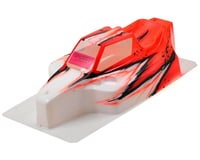 "Bittydesign ""Force"" Mugen MBX8/MBX7 1/8 Pre-Painted Buggy Body (Wave) (Red) 
