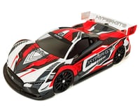 Bittydesign Hyper GT8 1/8 On-Road GT Body (Clear) (325mm Wheelbase)
