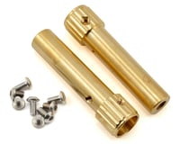 Beef Tubes SCX10 Narrow XR Mod Beef Tubes (Brass) | relatedproducts