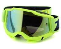 100% Accuri 2 Goggles (Fluo Yellow) (Mirror Gold Lens)
