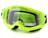 100% Strata 2 Goggles (Yellow) (Clear Lens)
