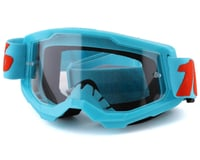 100% Strata 2 Goggles (Summit) (Clear Lens)
