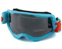 100% Strata 2 Goggles (Summit) (Mirror Silver Lens)