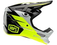 100% Status DH/BMX Full-Face Helmet (Falta Charcoal)