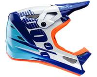 100% Status DH/BMX Full-Face Helmet (Kelton Blue)