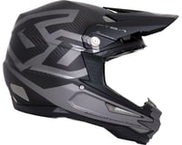 Image 1 for 6D Helmets ATB-1 DH/BMX Carbon Macro Full Face Helmet (Black) (L)
