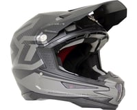 Image 2 for 6D Helmets ATB-1 DH/BMX Carbon Macro Full Face Helmet (Black) (L)