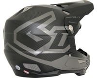 Image 3 for 6D Helmets ATB-1 DH/BMX Carbon Macro Full Face Helmet (Black) (L)