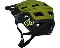 Image 3 for 6D Helmets 6D ATB-1T Evo Trail Helmet (Army Green/Black)
