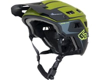 Image 4 for 6D Helmets 6D ATB-1T Evo Trail Helmet (Army Green/Black)