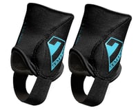 Image 1 for 7Idp Control Ankle Guard (Black) (Pair) (S/M)