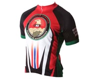 Image 1 for 83 Sportswear Afghanistan OEF Short Sleeve Jersey (Red)