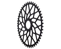 Absolute Black Easton Direct Mount CX Oval Chainring (Black) (48T) | relatedproducts