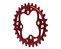 Absolute Black Oval Chainring (Red) (64mm BCD) (28T) | relatedproducts