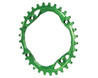 Absolute Black Oval Chainring (Green) (104mm BCD) (32T) | relatedproducts