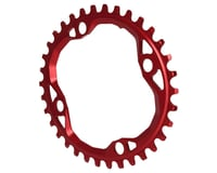 Absolute Black Oval Chainring (Red) (104mm BCD) (34T) | relatedproducts