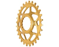Absolute Black Direct Mount Race Face Cinch Oval Ring (Gold) (28T)   relatedproducts