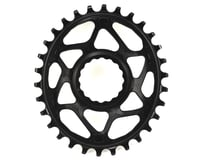 Image 1 for Absolute Black Direct Mount Race Face Cinch Oval Ring (Black) (30T)