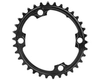 Absolute Black 4x110BCD Premium 2x Oval Chainring