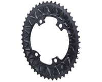 Absolute Black Premium Oval Subcompact Road Chainring (Grey) (110mm BCD) (48T) | relatedproducts