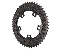 Absolute Black Premium 2x Oval Chainring (Black) (110mm BCD) (50T) | relatedproducts