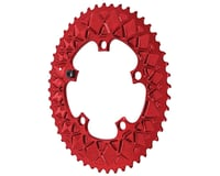 Absolute Black SRAM Hidden Bolt Premium 2x Oval (Red) (110mm BCD) | relatedproducts