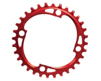 Absolute Black Chainring (Red) (104mm BCD) (34T) | relatedproducts
