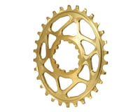 Absolute Black Chainring Absoluteblack Oval Direct Boost148 30T Gd