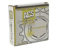 Image 2 for ACS Crossfire Freewheel (Gun Metal)