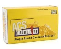 Image 2 for ACS Hub Set Cassette MainDrive (36H) (3/8) (Blue)