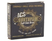 "Image 2 for ACS Southpaw Left Drive (3/32"") (16T)"