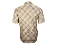 Image 2 for Alexander Julian Argyle Plaid Short Sleeve Jersey (Yellow Plaid)