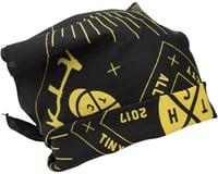Image 1 for All-City Tiny Hat Society Bandanna (Black/Yellow)