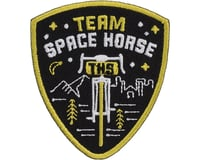 All-City Team Space Horse Patch (Black/Yellow) | alsopurchased