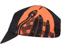 Image 4 for All-City DeerJerk Cycling Cap (Orange/Black) (One Size)