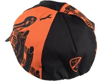 Image 5 for All-City DeerJerk Cycling Cap (Orange/Black) (One Size)