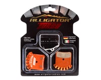 Alligator Turbo Disc Brake Pads (Shimano Saint/Zee) (Organic)