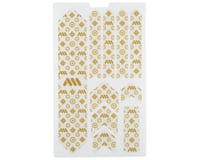 Image 1 for All Mountain Style Honeycomb Frame Guard XL (Gold/Couture)