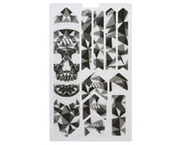 All Mountain Style Honeycomb Frame Guard XL (Skull) (Fractal)